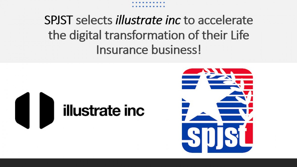 SPJST selects illustrate inc to accelerate the digital transformation of their Life Insurance business!
